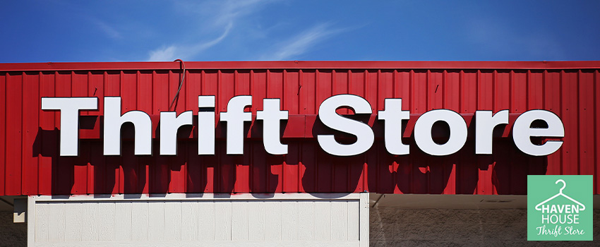 8 Reasons Why Thrift Stores Are Incredible