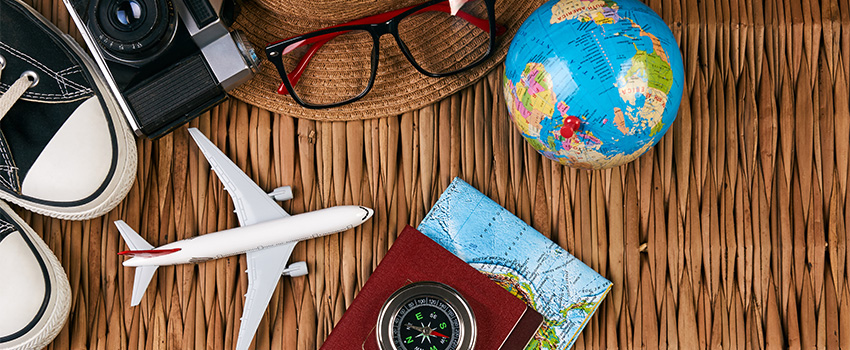 Best Travel Items to Buy at a Thrift Shop