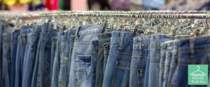 Thrifting for Denim Jeans - A Guide
